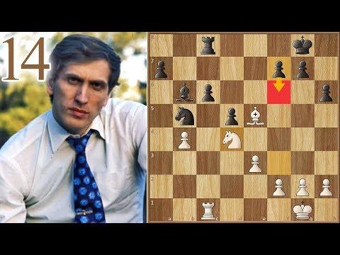 y u do dis, Boris | Fischer vs Spassky | (1972) | Game 14