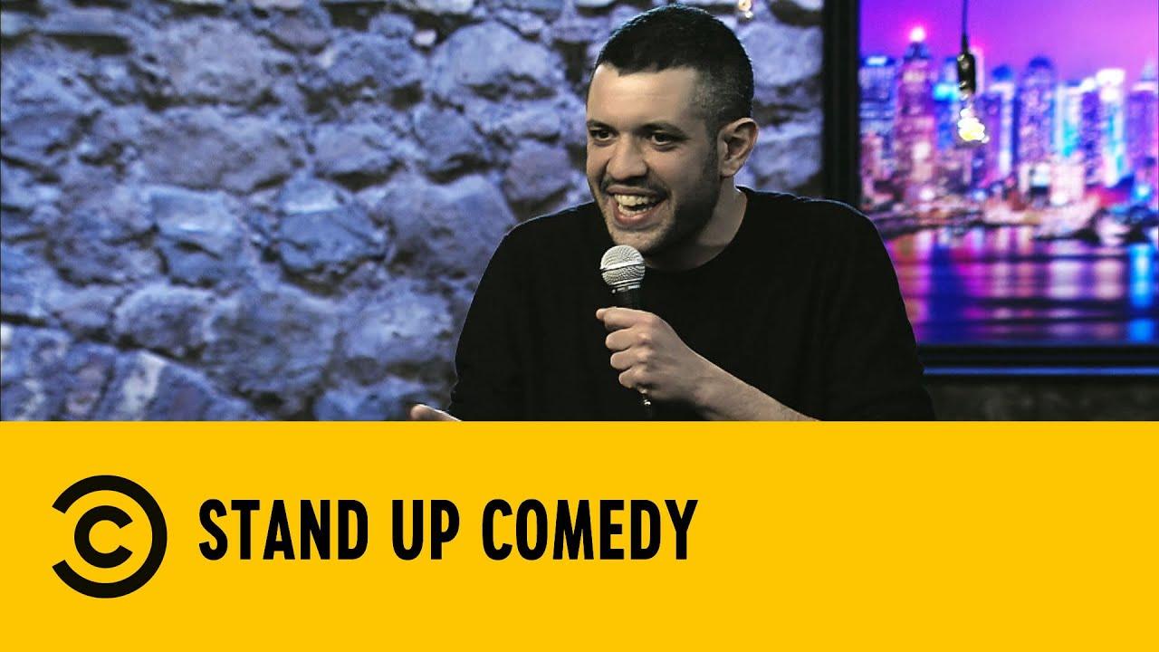 Download Stand Up Comedy: Ubriachi con lo smartphone - Francesco De Carlo - Comedy Central