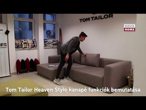 Tom Tailor Heaven Style Kanapé Funkciói Youtube