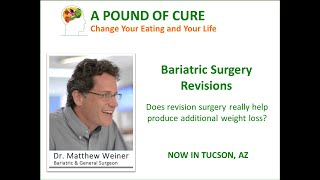 Bariatric Surgery Revisions - Will they help or not?