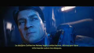 Halo 5 Con Música De Halo Infinite. Set A Fire.👌🏻🎼➡️🎮