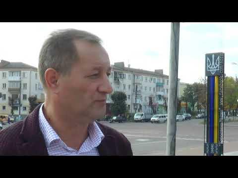 KorostenTV: КоростеньТВ_12-10-18_Новые наружные светильники