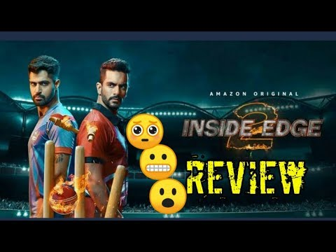 inside edge season 2 review Amazon prime video