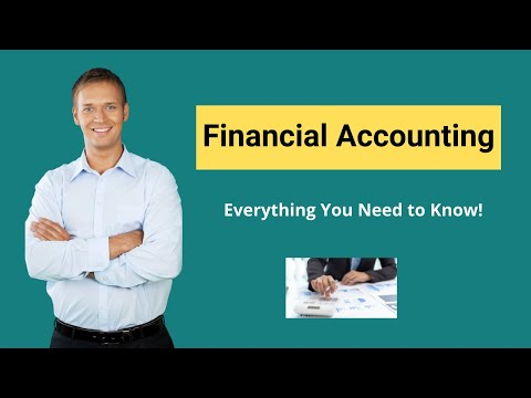 Financial Accounting (Definition) Types of Financial Statement