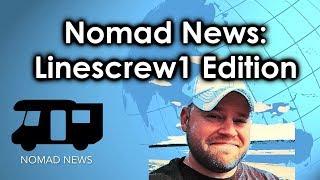 Crook & Nanny Nomad News Linescrew1 Edition: Nomadic Fanatic, Jimi the Hobo, Elvis