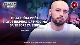 INTERVJU: Saša Lazić - Moja teška priča bila je inspiracija mnogima da se bore za sebe! (12.1.2020)