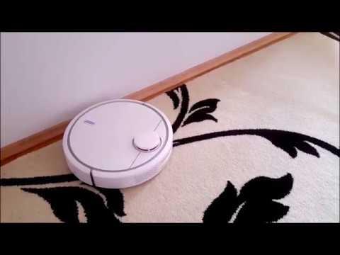 carpet vacuum robot. xiaomi mi robot vacuum cleaner - problem with high contrast lines on carpet