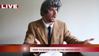 """Max Devereaux - """"How To Show Love In The Moonlight"""" - Album Promo"""