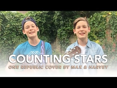 Counting Stars - OneRepublic (Cover by Max & Harvey)