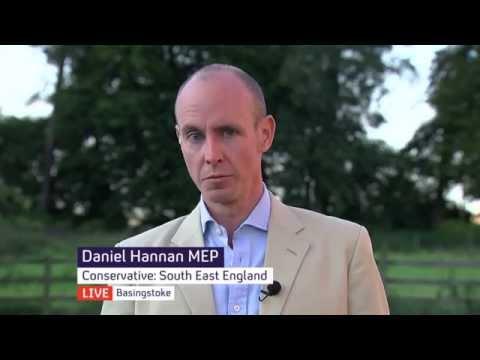 Daniel Hannan and Humza Yousaf on refugee crisis