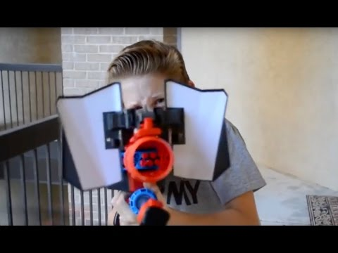 Thumbnail: Nerf War: The Chase Full Movie 1-4