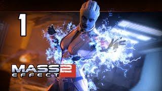 Mass Effect 2 Gameplay Walkthrough - Part 1 Lair of the Shadow Broker DLC