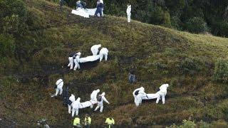 Investigation underway in Colombia plane crash
