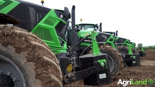 AgriLand climbs aboard the latest Deutz-Fahr 6 Series tractors...in Co. Cork