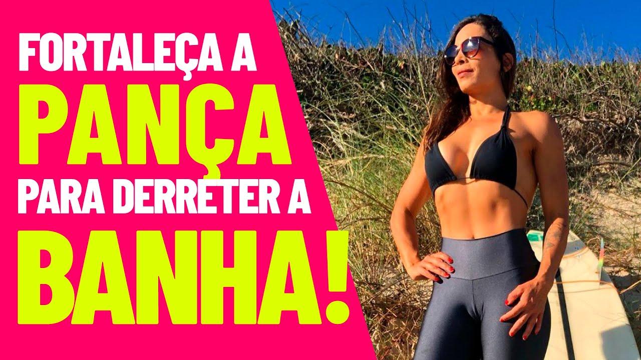 👉 FORTALEÇA a PANÇA para DERRETER a BANHA! | Treino Intensity | Grupo Q48