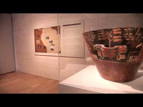 WARI Lords of the Ancient Andes - The Kimbell Art Museum, Fort Worth, Texas - Unravel Travel TV