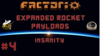Factorio: Expanded Rocket Payloads Insanity EP4 - MILITARY SCIENCE | Multiplayer Lets Play, Gameplay