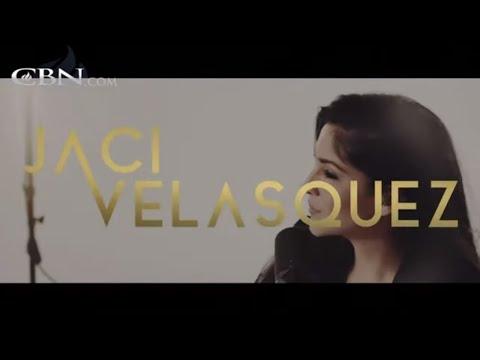 Jaci Velasquez: When God Rescripts Your Life