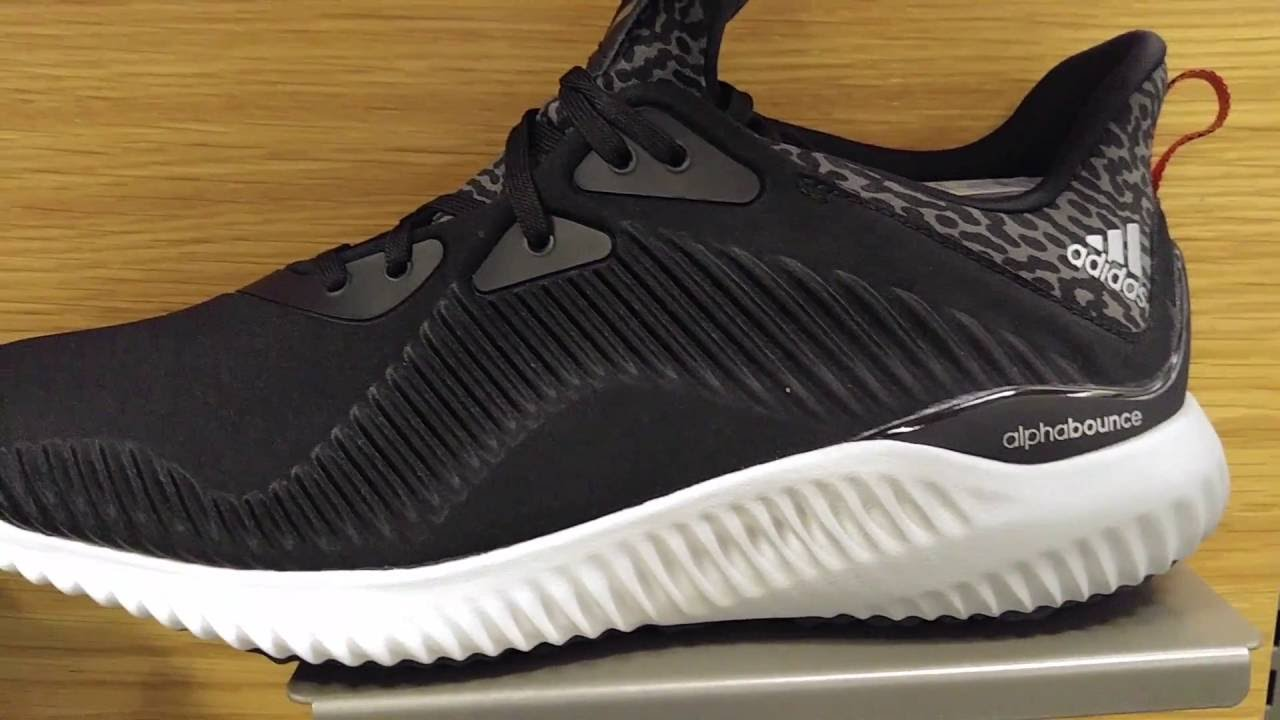 c999a97f5b0a3 360 Quick Unboxing New Latest Release Kicks Adidas AlphaBounce Dropping  Today 6-20-2016 - YouTube