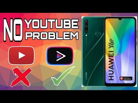 Huawei Y6P | Install YOUTUBE and Sign in Youtube Channel | HUAWEI PHONES | Google Services