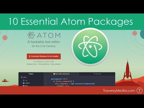 10 Essential Atom Editor Packages & Setup