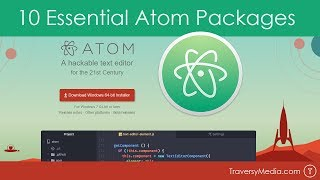 10 Essential Atom Editor Packages & Setup