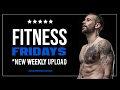 Fitness Fridays New Weekly Uploads - Nick Drossos