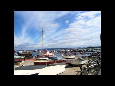 O Grove, Pontevedra, Galicia - Spain. HD Travel.