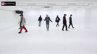 Gambar cover BTS - MIKROKOSMOS [Magic Dance Practice]