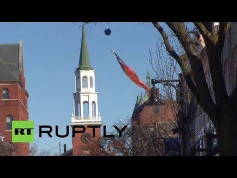 USA: Super Tuesday voting kicks off in Sanders