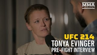 Tonya Evinger on Cris Cyborg fight: 'I Don't Know Who They Hate More, Me or Her' - MMA Fighting