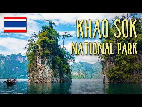 Es wird grün! | Khao Sok National Park, Südostasien Vlog #06