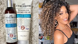 #CurlRehab : Airdry FAST with No Frizz and LOTS of Volume