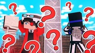 НАЙДИ ОТЛИЧИЯ ЧАСТЬ 2! ДЕМАСТЕР VS ТЕРОСЕР! МЫ СЛОМАЛИ КАРТУ! Minecraft map