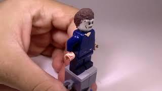 Custom Lego Michael Meyers showcase