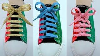 Ayakkabı Bağcığı Nasıl Bağlanır en Güzel Yöntem 2
