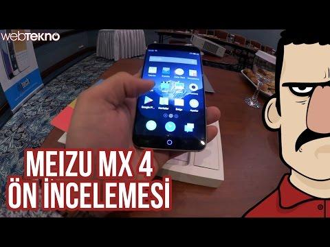 Teknolojiye Atarlanan Adam - Meizu MX4 Ön İncelemesi