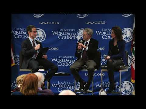 Stephen Cohen and Katrina Vanden Heuvel – Russia and the US: Destined for a new Cold War?