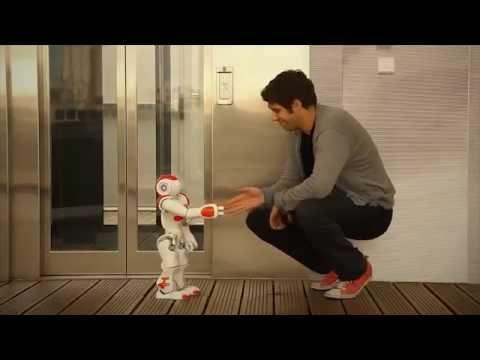 NAO Next Gen the new robot of Aldebaran Robotics
