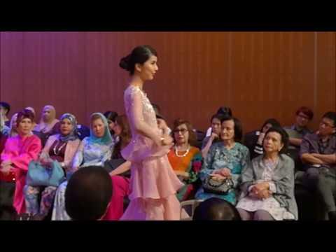 Malaysia Int'l Jewellery Fashion show 6Jan17