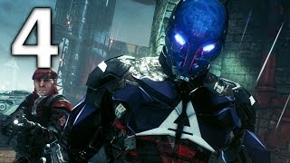 Arkham Knight Official Walkthrough - Part 4 - Friend of Yours?
