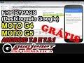 Desbloqueio Google Moto G4 e G5 Android 7.0 e 7.1 Nougat - FRP Bypass Março 2017