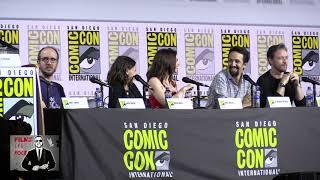HIS DARK MATERIALS | Comic Con 2019 Full Panel (James McAvoy, Lin-Manuel Miranda, Ruth Wilson)