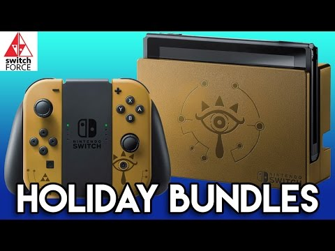 Switch Holiday Bundles, Virtual Console at E3 | CommentForce #6