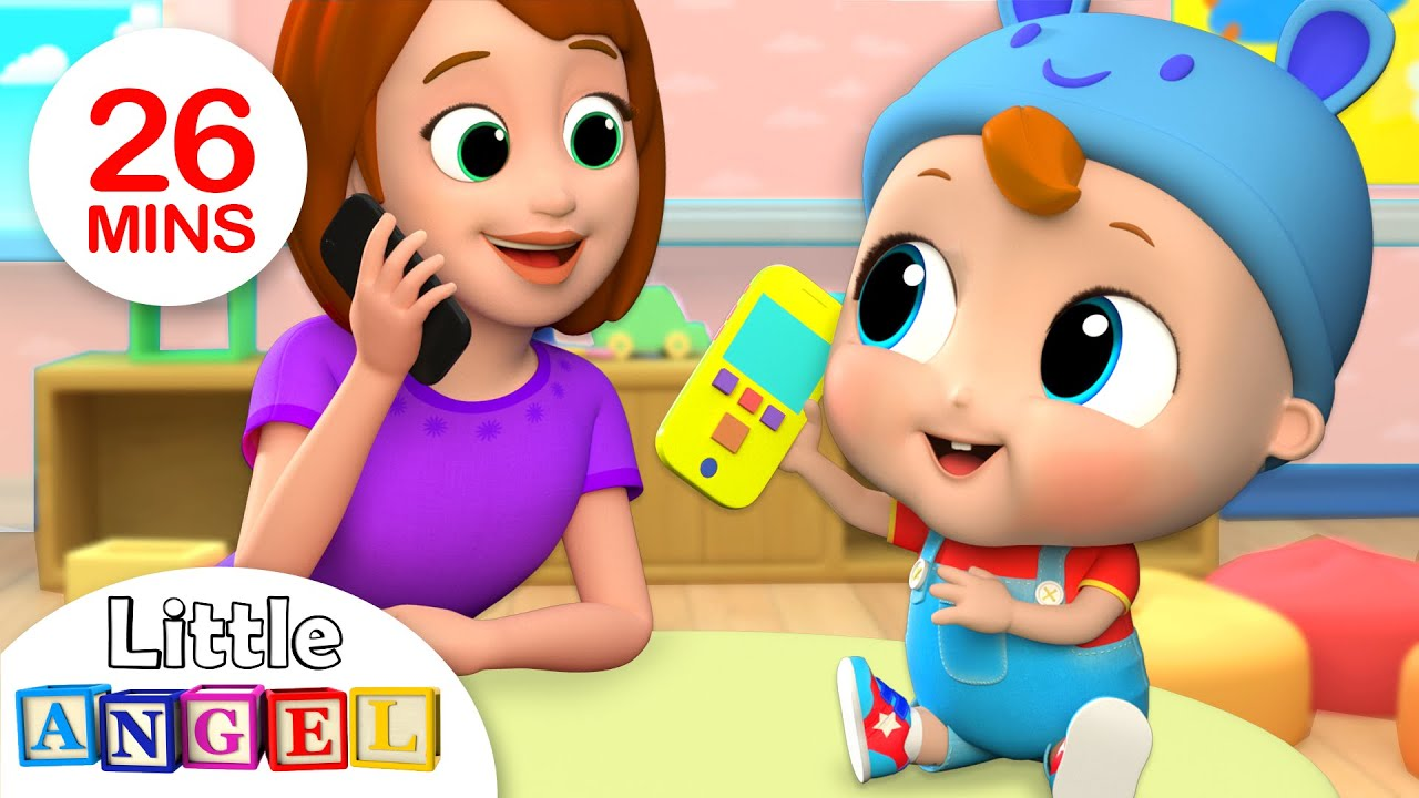 Download Baby's First Words - Mom or Dad?   Nursery Rhymes by Little Angel