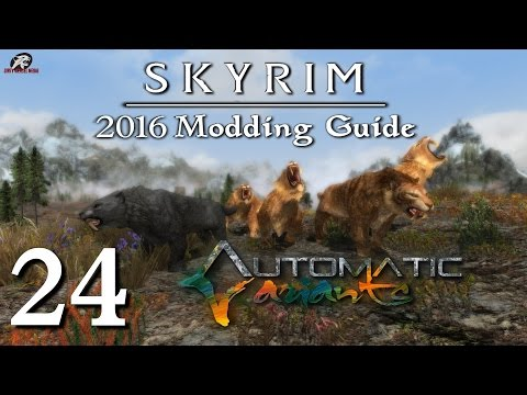 2016 Skyrim Modding Guide Ep.24 - Automatic Variants