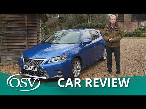 Lexus CT200h 2018 In-Depth 2018   OSV Car Review