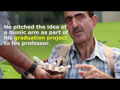 The Bionic Arm