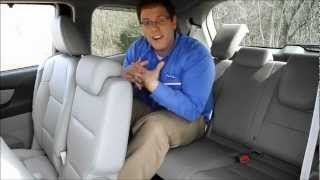 Honda Odyssey Seating Feature Function Quick Tip - Hagerstown Honda in Hagerstown Maryland