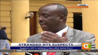 Stranded NYS suspects